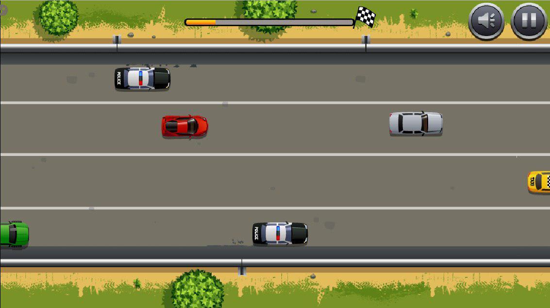 بازی رانندگی مطمئن